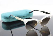 53b4e96e97c RARE NEW Genuine GUCCI Pearl Gold Brown Club Master Sunglasses GG 4283S U29  JD