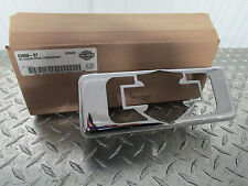 99-10 Harley Davidson Touring  / 06-17 FXD Dyna Chrome Oil Cooler Cover