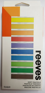 Reeves Soft Pastels 12 Pk