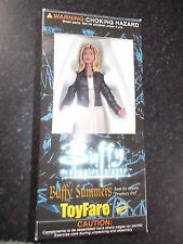 BUFFY THE VAMPIRE SLAYER TOYFARE BUFFY SUMMERS  BOXED