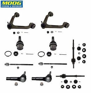 Moog Front Suspension 10 Pcs Kit Fits Dodge Ram 2500 3500 03-06 2WD