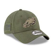 NEW ERA Philadelphia Eagles 9twenty adjustable NFL salute-to-service cap [olive]