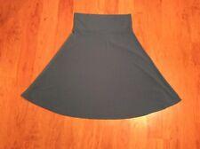 LuLaRoe Azure Women's Skirt Blue/green Size L