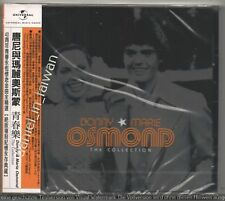 TAIWAN OBI CD Donny & Marie Osmond: The Collection (2003) CD SEALED