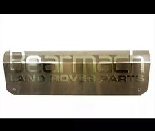 LAND ROVER DISCOVREY 2 1999 TO 2004 STEERING AND UNDERBODY GUARD. PART- BA 083D