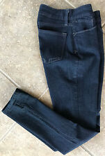 NYDJ Not Your Daughters Jeans Straight Fit Ankle Jeans Sz 2 Dark Wash NWT $129