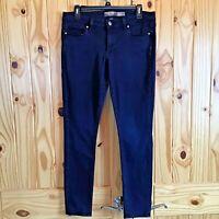 Paige Verdugo Jegging Jeans Dark Wash Size 31