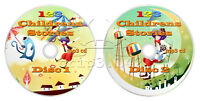Massive Collection of 123 Childrens Stories, Kids Fairytale Audiobooks (mp3 CD)