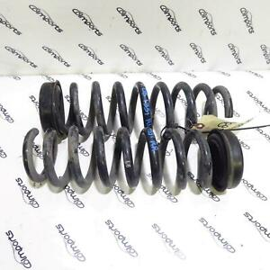 08-13 BMW 135i 128i Convertible Rear Coil Spring Right Left Set OEM 33536784685