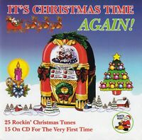 It's Christmas Time Again by VA (CD Santa Records #2007 Like NEW Condition, OOP)