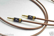 1pcs - MPS X5-EAGLE 10cm 3.5mm to 3.5mm OFC copper  stereo cable