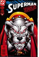 Superman 170 NM First Full Appearance Mongal Suicide Squad Keown Art 2001 DC