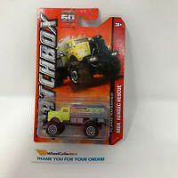 Flame Smasher #51 Wildfire Dept * Matchbox * S28