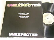 KENNY DAVERN Unexpected Steve Lacy Steve Swallow Paul Motian LP