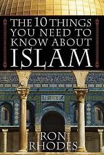The 10 Things You Need to Know about Islam (Paperback or Softback)