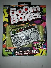 Boom Boxes Little Speakers Collector's Edition Style 081 Bluetooth Big Sound