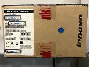 New Lenovo ThinkCentre Chromebox - Intel Core i3 2 GHz , 2GB RAM, 16GB HDD- Tiny