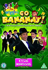 The Wiggles: Go Bananas! Dvd Brand New & Factory Sealed
