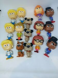 Large Lot Scooby-Doo McDonald's Happy Meal Toys Multiples