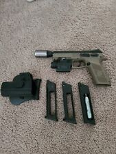 Airsoft Cz-P09 *Upgraded* HI-CAPAs Can't Compete!