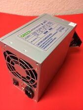 Brand NEW--Green 650w-Max ATX Power Supply 20+4pin & SATA On/Off Switch