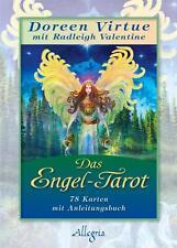 Das Engel-Tarot: Kartendeck von Virtue, Doreen