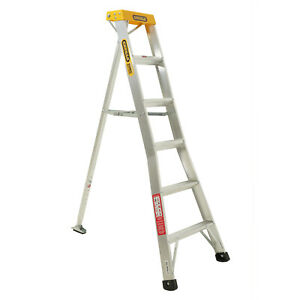 Gorilla Aluminium Orchard Tripod Ladder 6ft 1.8m