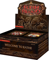 FLESH AND BLOOD Welcome to Rathe Booster Box Unlimited Booster Box