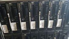 HP BL460C G7 8 CORE BLADE SERVER 2X X5672 3.2GHz  24GB RAM C7000 bulk Lot
