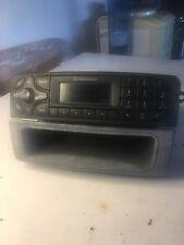 01 - 04 MERCEDES C230 W203 OEM AM FM RADIO CD RECEIVER with Pocket