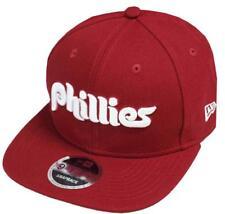 New Era Philadelphia Phillies Cooperstown Snapback Cap Maroon 9fifty Limited MLB