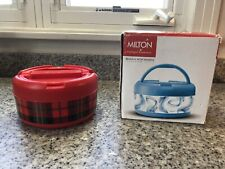 Milton Brunch Red Round 16.96 Oz. Food Storage Container - Free Shipping!