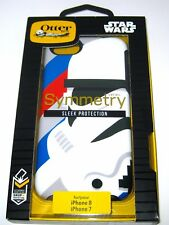 Disney Park Authentic Original OtterBox✿Star Wars iPhone 8 7 Case Stormtrooper