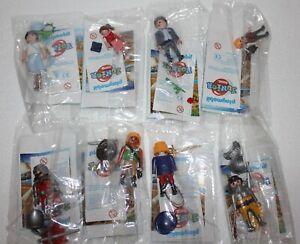 Playmobil Goodys Complete Set Wedding (8 Figurines) New / Ovp Promotional Figure