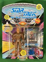 NEW 1993 Playmates Toys Star Trek The Next Generation VORGON Alien Action Figure