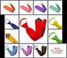 Men's Zipper Ties Solid Color Microfiber Neckties for Men by Moda Di Raza