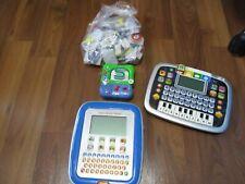 LEAP FROG MAGNETIC ALPHABET FRIDGE PHONICS PLUS VTECH LITTLE APPS TABLET AND VTE