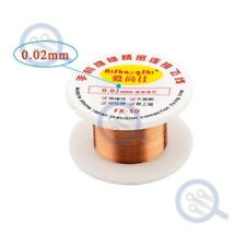 0.02mm Jumper Wire (Coated) for Microsoldering