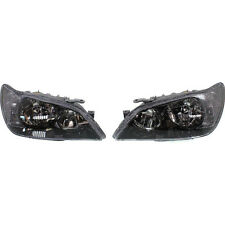 NEW CLEAR HEAD LAMP LENS AND HOUSING FITS 2001-05 LEXUS IS300 12711247 LX2505100