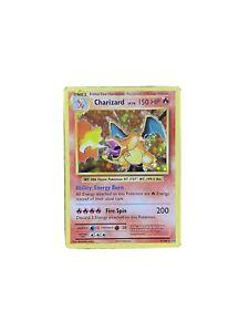 Pokemon Card Charizard 11/108 Holo XY Evolutions NM - M TCG