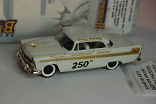 BROOKLIN BRK FS03 1956 PLYMOUTH FURY PIKES PEAK HILL CLIMB 1/43
