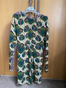 Marni for H&M Print Silk Dress with pockets - UK 10, EUR 36.
