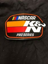 K&N NASCAR PRO SERIES  Sticker!!  FREE SHIPPING!!!!