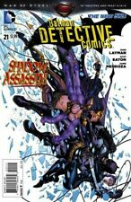 DETECTIVE COMICS ISSUE 21 - FIRST 1st PRINT - DC COMICS NEW 52 BATMAN