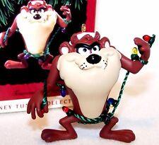 1994 NEW Hallmark Ornament Looney Tunes Tasmanian Devil QX5605 NIB ~Never Used~