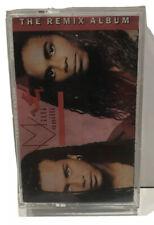The Remix Album by Milli Vanilli (Cassette, May-1990, Arista)