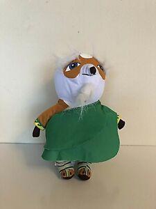 DreamWorks Kung Fu Panda 3 Master Shifu Plush Toy