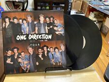ONE DIRECTION FOUR 2 Lp Record Album