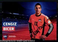 Cengiz Bicer Lichtenstein National AK TOP Original Signiert +A 60233
