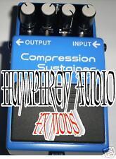 Humphrey Audio Boss 'Ultra-Bass Smasher' Compressor